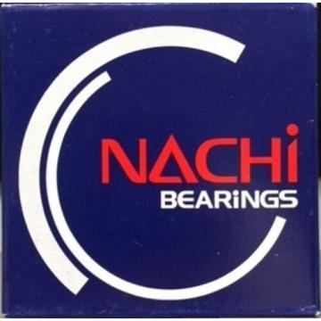 NACHI 6208-2NSE SINGLE ROW BALL BEARING