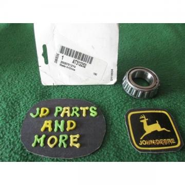 NEW OEM JOHN DEERE WORKSITE POWER RAKE WHEEL BEARING AT312252 MODELS BELOW