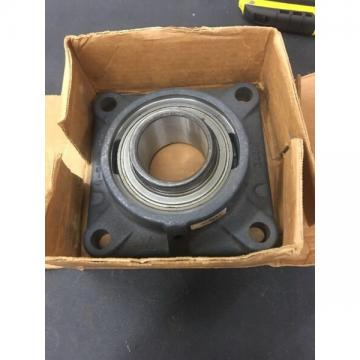 REXNORD Link Belt BEARING 2-3/16 4 Hole FLANGE F3Y235NC1Z42  Free Shipping