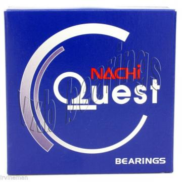 5207 Nachi (JAF) Double Row Angular Contact Bearing 35x72x27 Japan Ball 14474