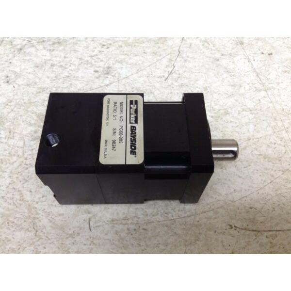 Parker Bayside PG60-005 5 to 1 Precision GearHead Gear Box 5:1 PG60005 #1 image